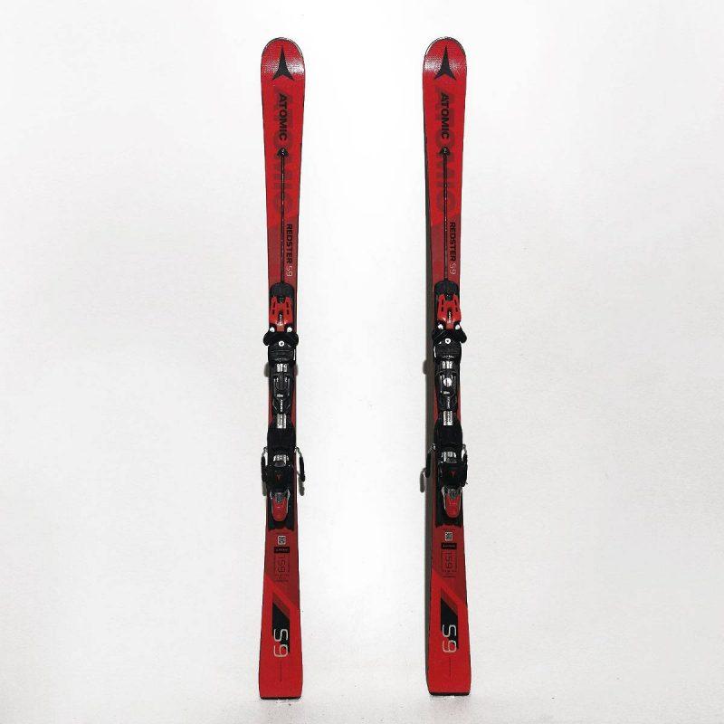 Schiuri Atomic Redster S9 Rosii
