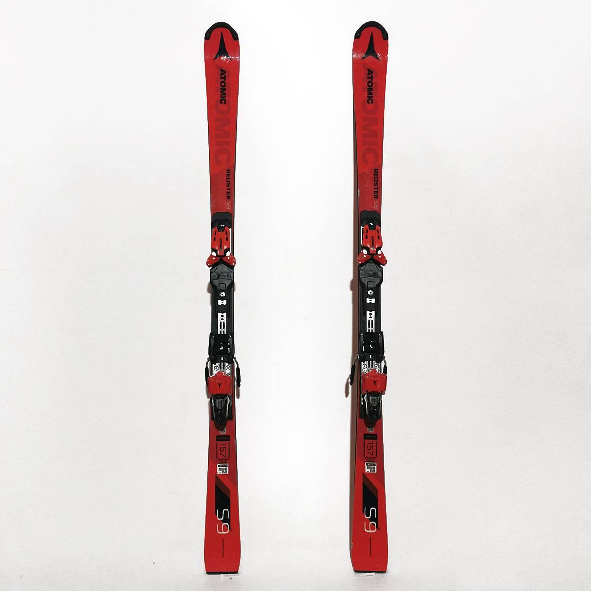 Schiuri Atomic Redster S9 FIS Rosii