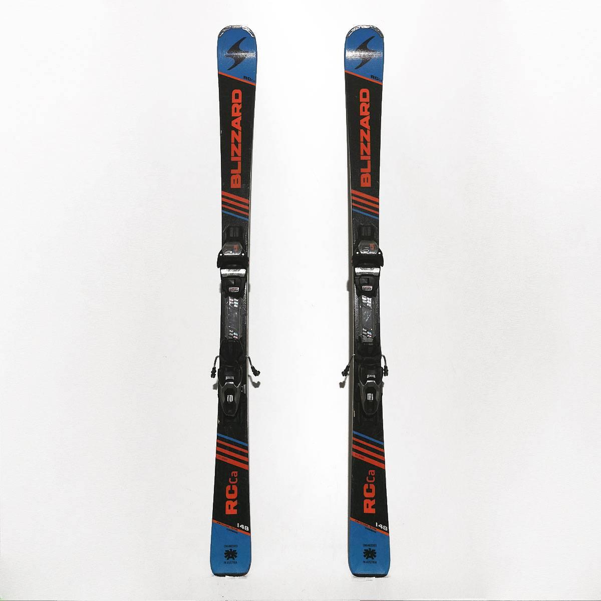 Schiuri Blizzard RC Carbon Negre